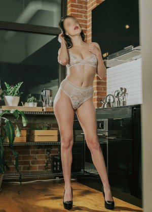 Nadjah outcall escort & sex parties